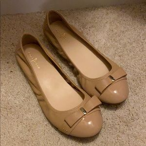 Cole Haan + Nike Air Nude Ballet Flats